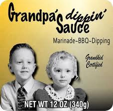 grandpas dippin sauce