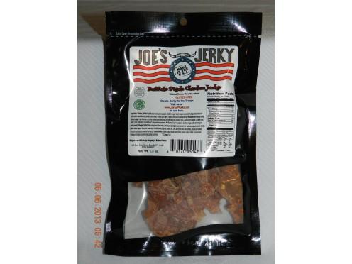 Buffalo Chicken Jerky