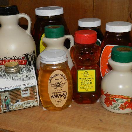 Honey/Maple Syrup