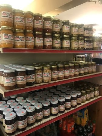 Pickled Products/Salsas